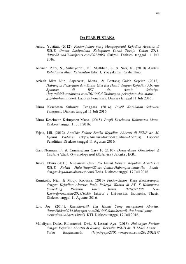 PENELITIAN ABORTUS PDF