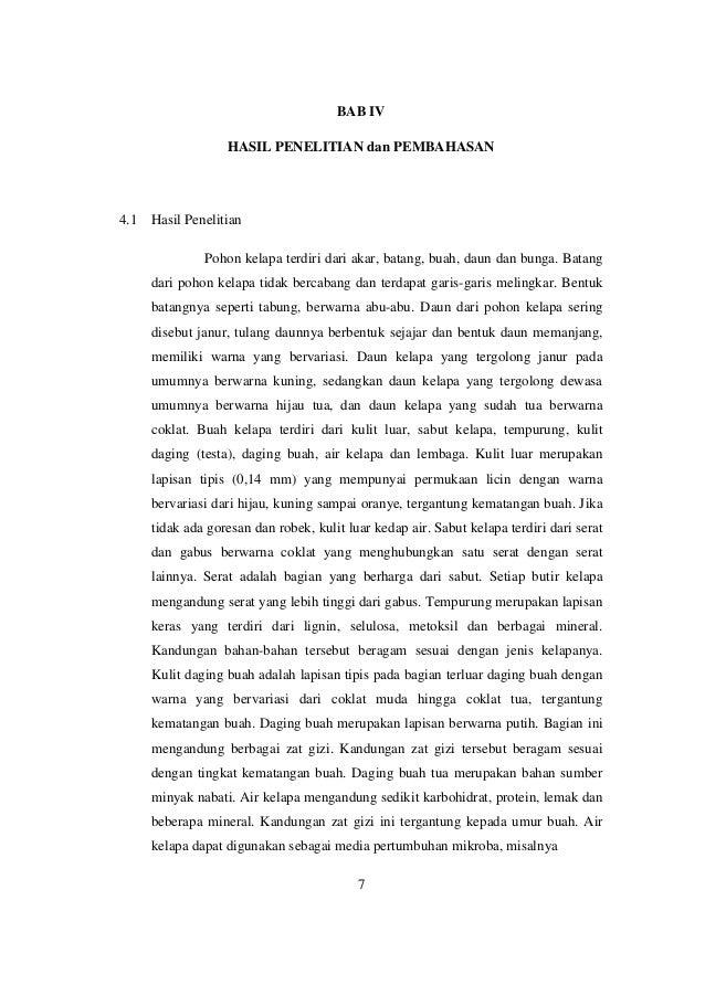 Contoh Teks Laporan Hasil Observasi Tumbuhan Kelapa Berbagai Teks Penting