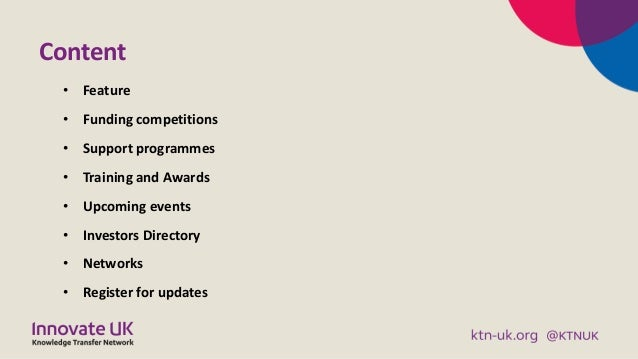 Ktn business briefing may 2019 Slide 2