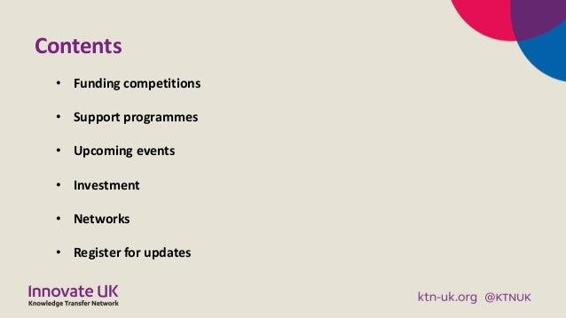 Creative, Digital and Design Business Briefing November 2018 Slide 2