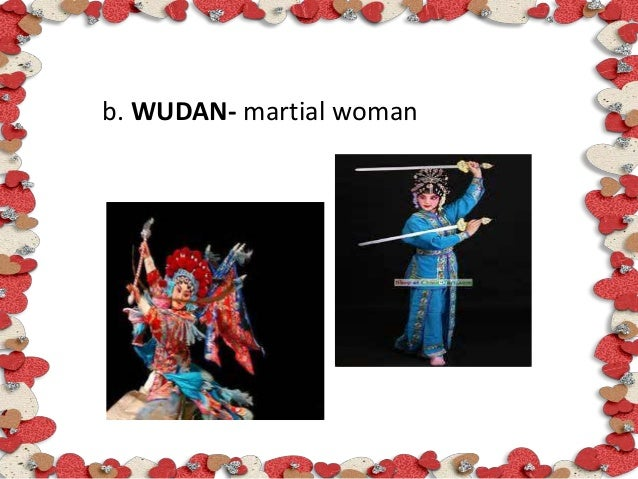 c. DAOMADAN - are young female warriors