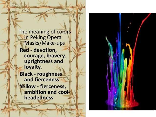 Purple - uprightness, sophistication and cool-headedness Reddish purple - just and noble character Blue - loyalty, fiercen...
