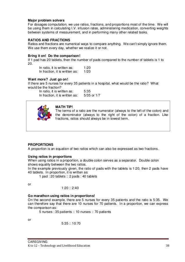k to caregiving learning modules information sheet 1 1 39