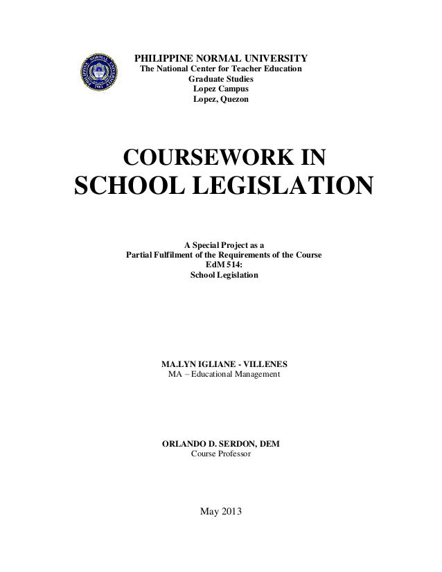 pnu sample thesis