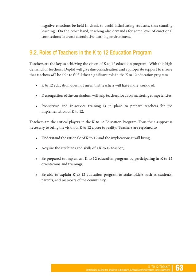 K To 12 Toolkit 2012 on K To 12 Curriculum Guide On Mother Tongue For Grade 1