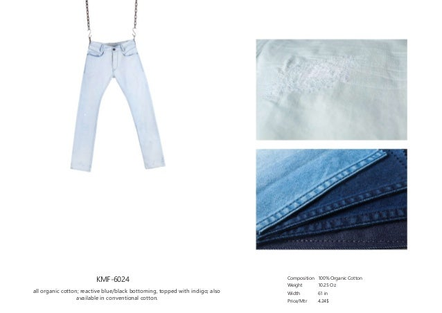 Kassim Denim product catalogue spring summer