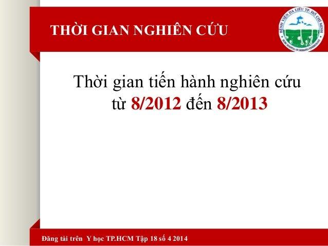Kết quả nghiên cứu Phụ Bì Khang tại bệnh viện Da Liễu Thành Phố Hồ Chí Minh Slide 3