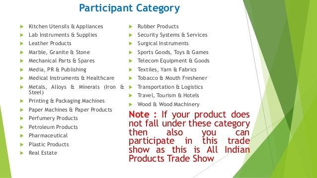 Made In Gujarat - India Business Trade Show - Nairobi, Kenya - East A…
