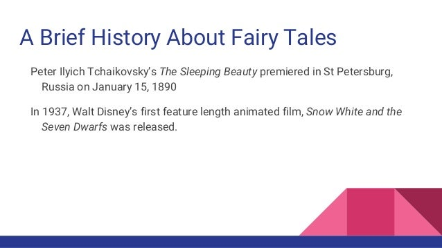 Fairy Tales Proposal Evaluation