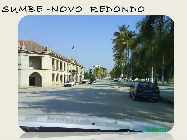 SUMBE -NOVO REDONDO
