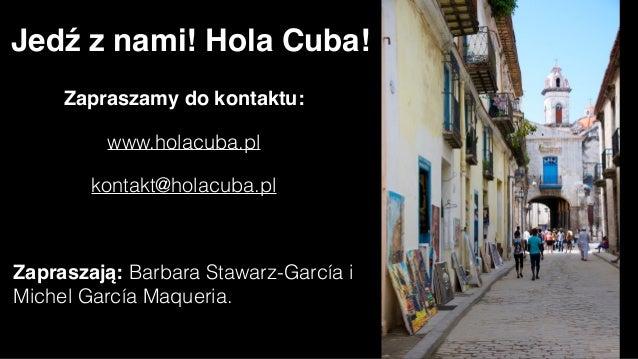 Kuba classic - program wyprawy