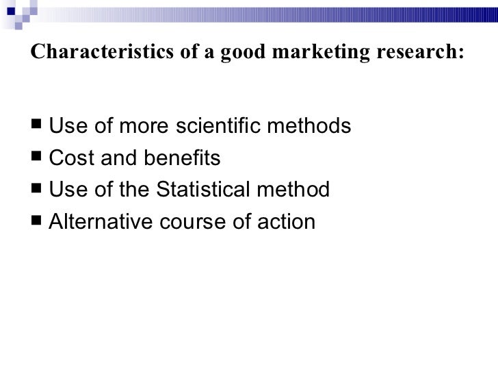limitations marketing research essay