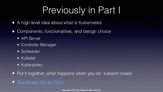 Kubernetes Architecture - beyond a black box - Part 2 Slide 3