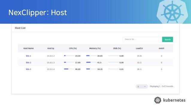 NexClipper: Host