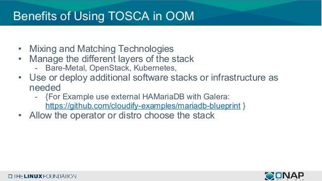 Kubernetes vs dockers swarm supporting onap oom on multi cloud multi summery 25 malvernweather Choice Image