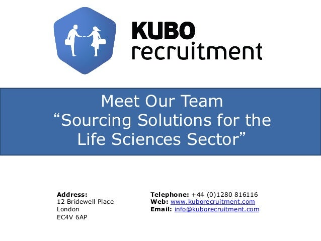 meet our team recruitment emails