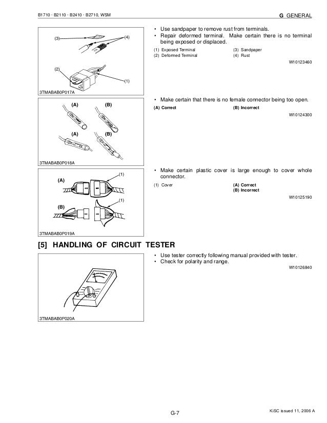Kubota b2410 hdb tractor service repair manual on wiring diagram for kubota b9200, wiring diagram for kubota bx1500, wiring diagram for kubota bx2200,