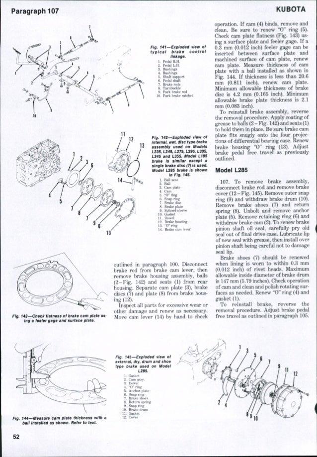 Kubota Diesel Ignition Switch Wiring Diagram