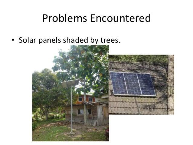 Kuching Jan 15 Rural Electrification Using Solar