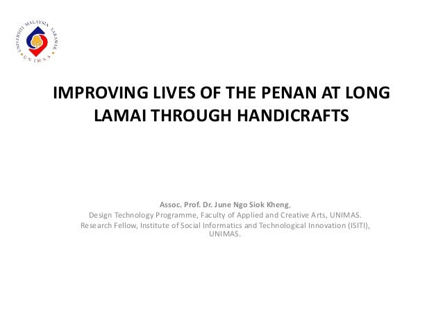 Kuching Jan 15 Improving Lives Of The Penan At Long Lamai Through
