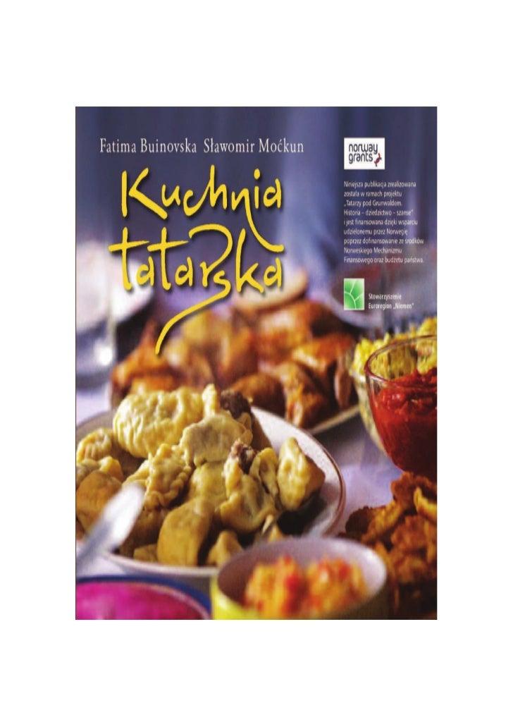 Kuchnia Tatarska