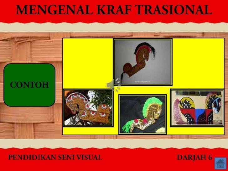 Kepentingan menghargai warisan budaya: Memelihara kepentingan budaya. Membentuk jati diri bangsa Malaysia. Mengindustri...