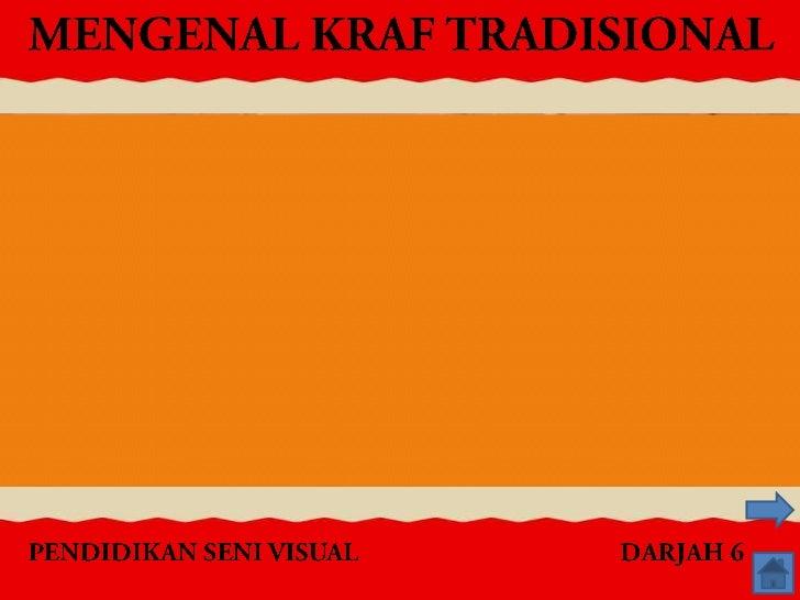 Kuda kepang kraf tradisional