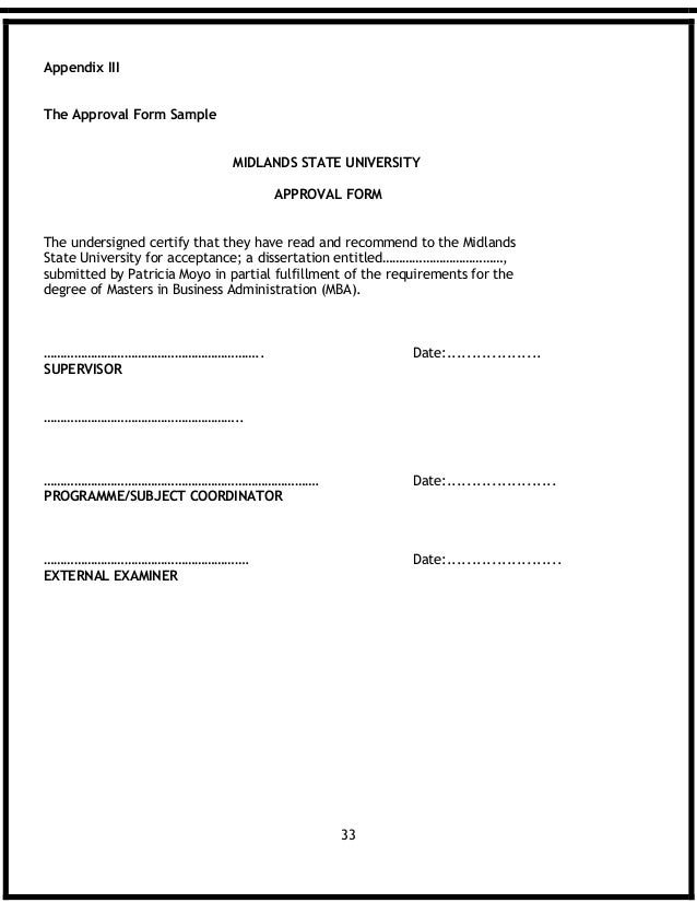 University of malta dissertations