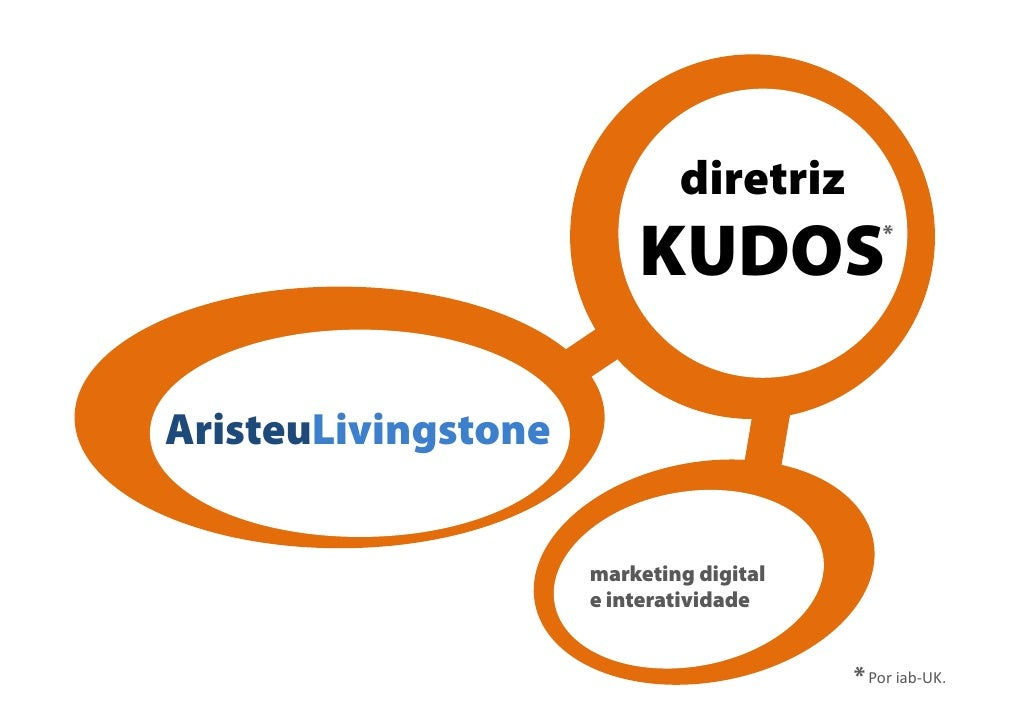 diretriz                          KUDOS               *     AristeuLivingstone                        marketing digital   ...