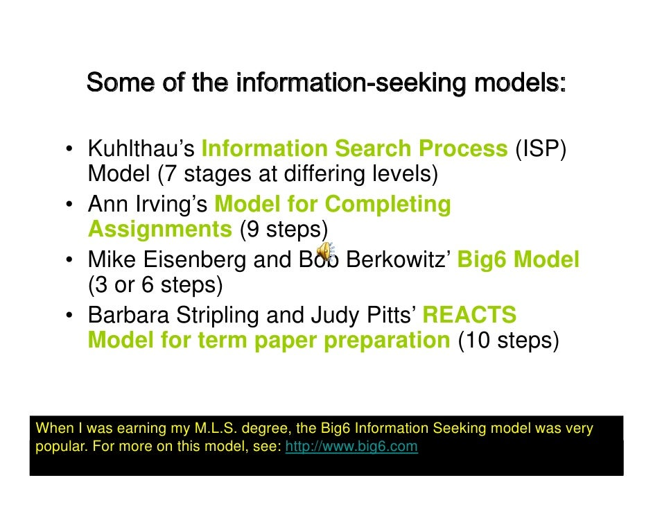 Supporting the process adapting search systems to search stages (ec….