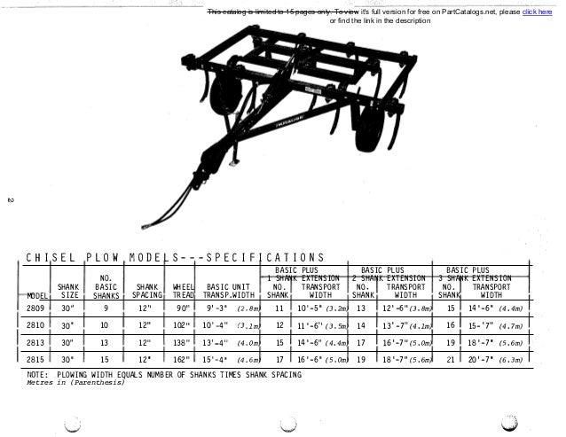 Kuhn 2800 Stalk Slicer Chisel Plow owner