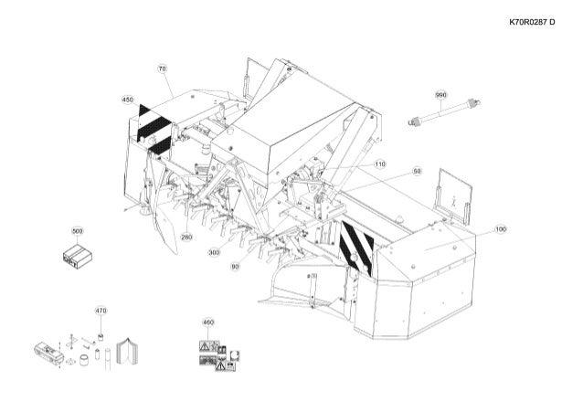 Kuhn Fc313 Df Mower Conditioner