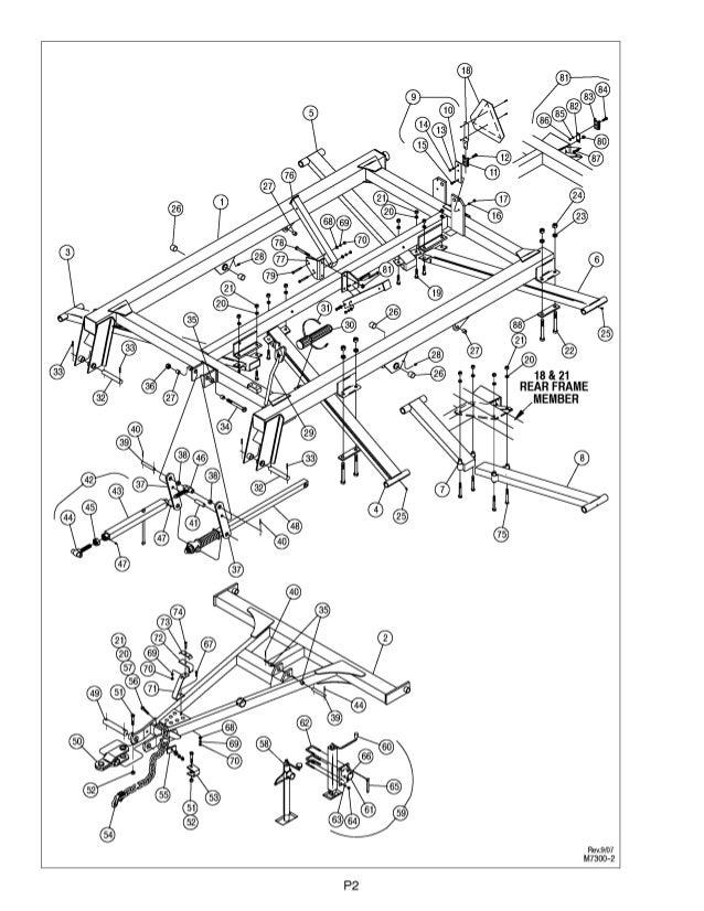 Kuhn Flex Wing Tandem Disc Harrow 7300
