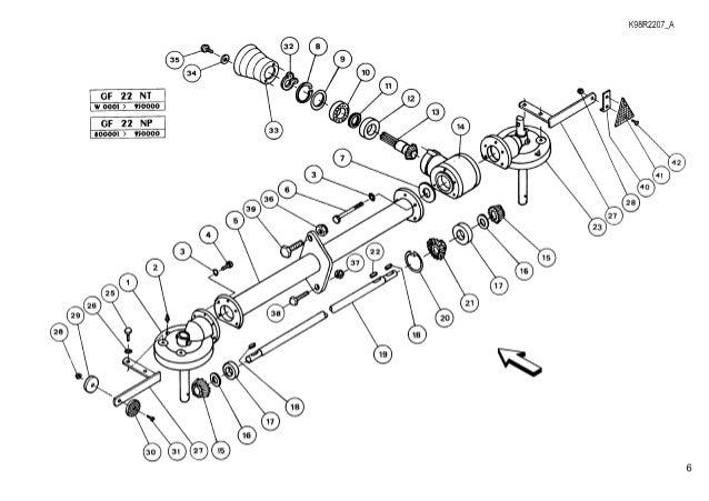 Kuhn gf22 np gyrotedder
