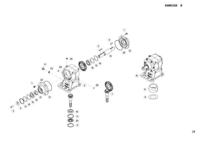 Kuhn gmd 16, gdm 20 multidisc mower