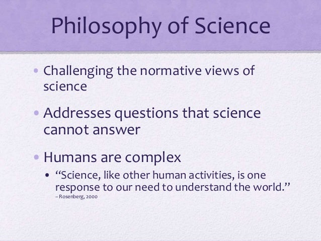 poppers views on authority of science This book should put an end to the view that popper's philosophy of science can usefully be summed up by the label falsificationism, a view that has been.
