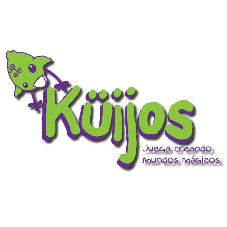 Kuijos son monitos creados con una mezcla de colores, texturas y materiales mexicanos.