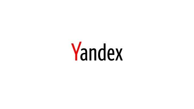 Machine learning in the real life: gather, unite, predict Alexandra Kulachikova, Head of Yandex.Metrica promotion