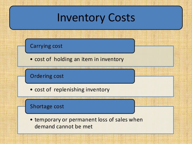 Inventory Management Explained Pdf