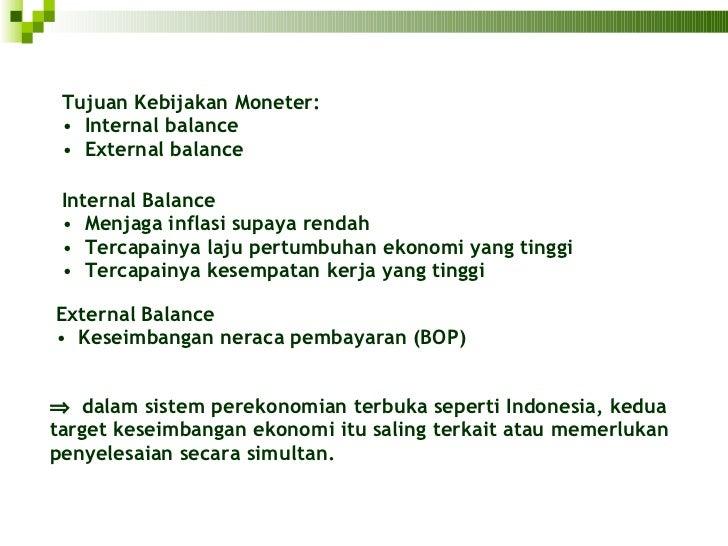 Indonesia Monetary Policy Slide 3