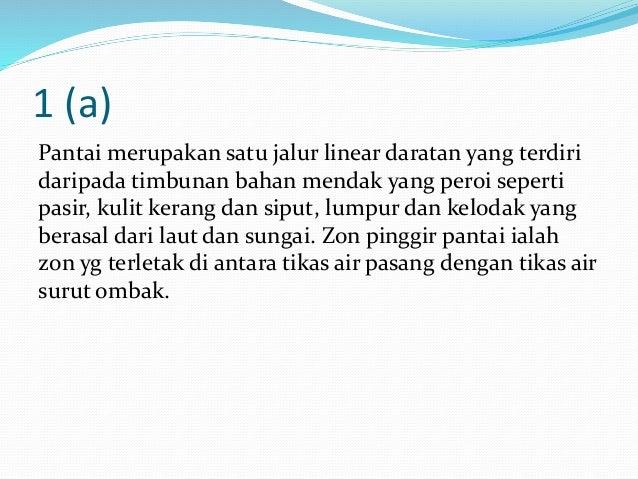 Kuliah 10 - GEOMORFOLOGI PINGGIR PANTAI Slide 2