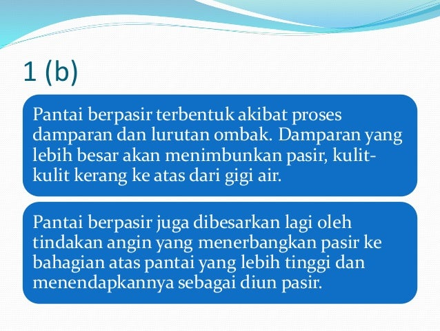 Kuliah 10 - GEOMORFOLOGI PINGGIR PANTAI Slide 3
