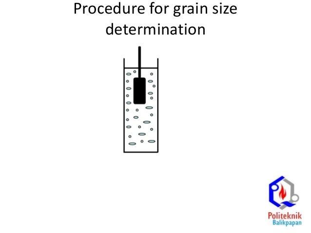 Mekanika tanah sieve analysis velocity proportional to diameter 17 ccuart Image collections