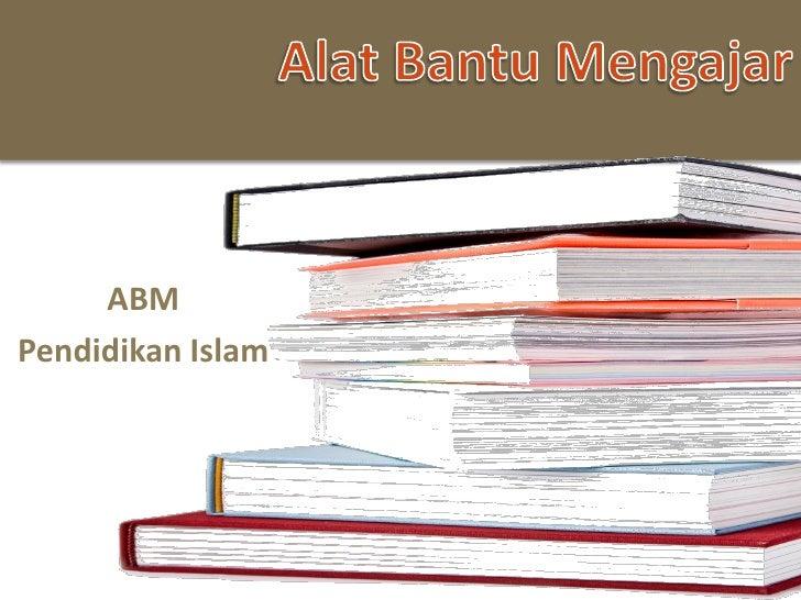 ABMPendidikan Islam