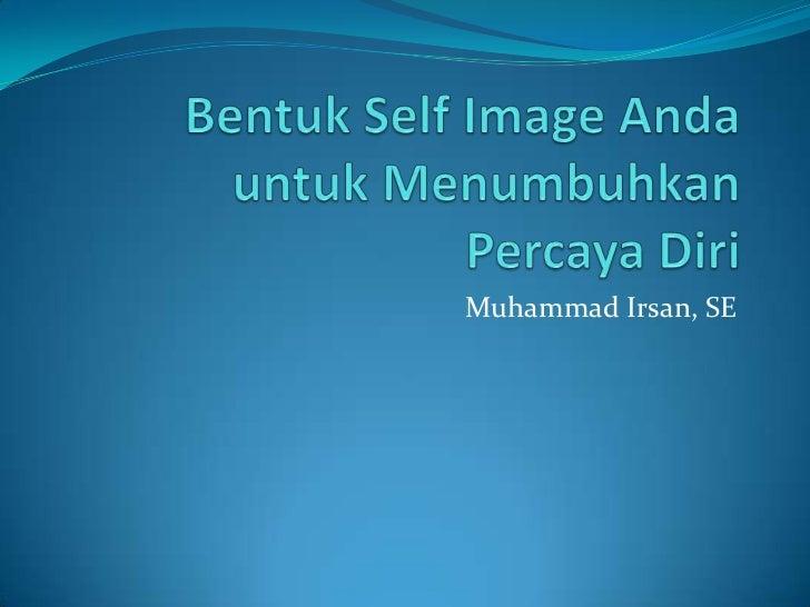 Muhammad Irsan, SE