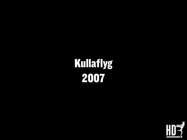 Kullaflyg 2007