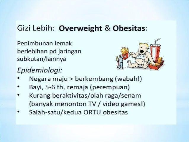 Mengatasi Permasalahan Obesitas Pada Anak