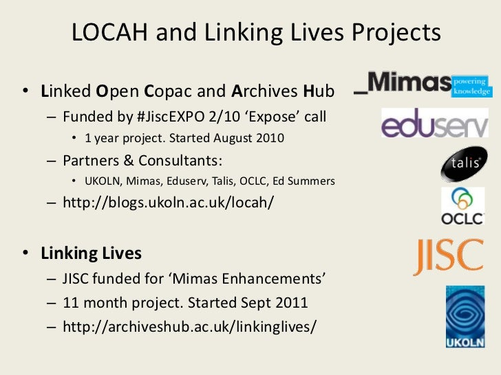 Linked Data - the Future for Open Repositories. Kultivate Workshop Slide 2