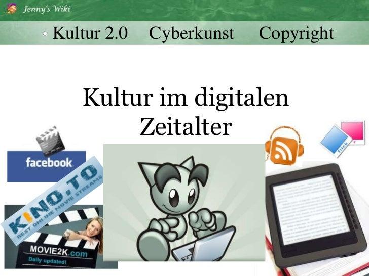 Kultur 2.0 Slide 2