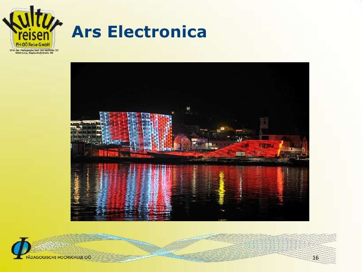 Ars Electronica                       16